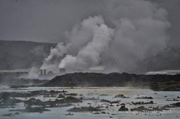 Termálne pramene Blue Lagoon sú hlavnou turistickou destináciou Islandu
