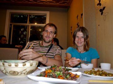 Čína, raj pre vegetariánov