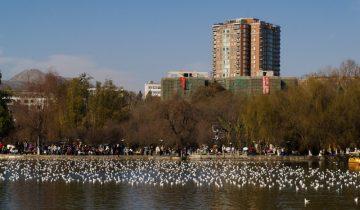Kunmíng, Čína