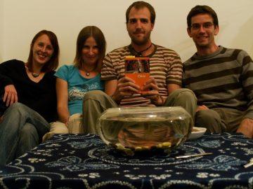 Couchsurfing v akcii: s našou hostiteľkou Laurou z USA