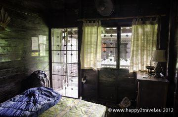 Tradičný thajský interiér