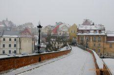 Mestská brána v Lubline