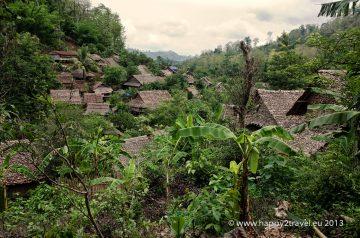 Najväčší tábor na thajsko-barmskom pohraničí
