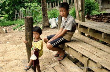 Deti v tábore