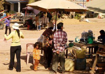 Cestovateľská momentka, Kambodža