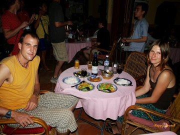 Štedrý večer 2007: Siem Reap, Kambodža