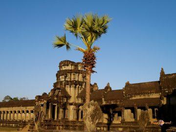Chrámové komplexy Angkor Wat, Kambodža