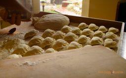 Výroba tradičných poľských pirohov