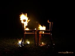 Čaro svätokrížskych hôr: tajomné nočné hry