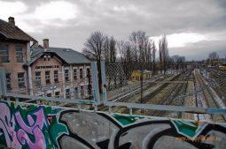 Na stanici v Ostrowci: melanchólia