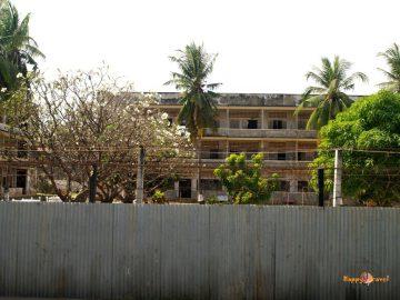 Dedičstvo khmérskej genocídy: tajné väzenie Tuol Sleng, tzv. S-21