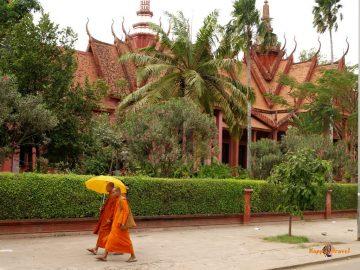 Kambodža, budhizmus, mier: tridsať rokov po jednej z najhorších genocíd v dejinách ľudstva