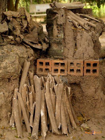Zátišie s ľudskými kosťami: Polia smrti neďaleko kambodžskej metropoly