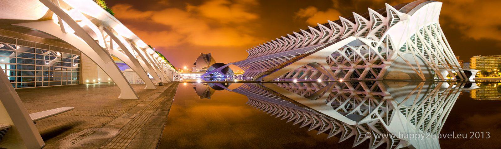 Ciudad de las Artes y de las Ciencias de Valencia