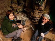 Žiovot v jaskyni