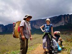 S pemónskym sprievodcom: na úpätí Roraímy