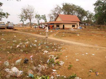 Kambodža, to je aj bieda, smeti a špina
