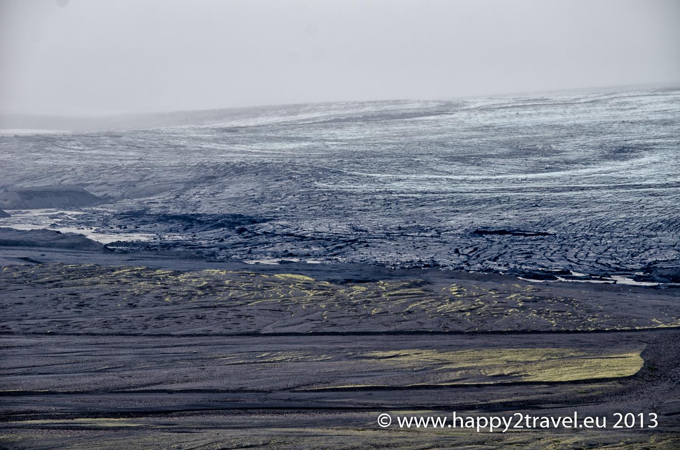 Island, svet sopiek a ľadovcov
