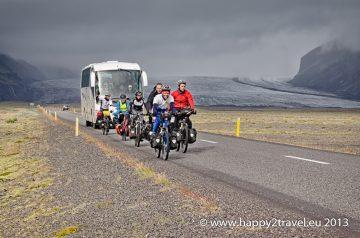 Island je pre cyklistov obrovskou (a nádhernou) výzvou