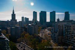 Komerčná štvrť Varšavy
