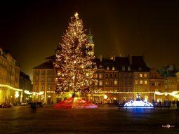 Vianočná Varšava