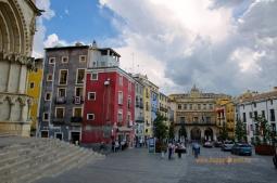 Cuenca v strednom Španielsku