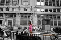 V uliciach Madridu