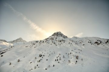 V dolinách nad Davos
