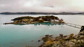 Scenérie národného parku Torres del Paine