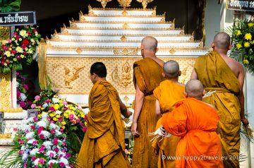 Budhistický pohreb: pred odchodom z tohto sveta