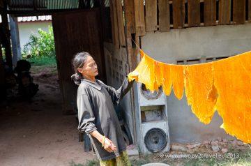Hlboko na vidieku: takto sa suší mango