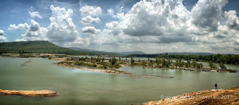 Lenivá, úžasná, neopakovateľná rieka Mekong