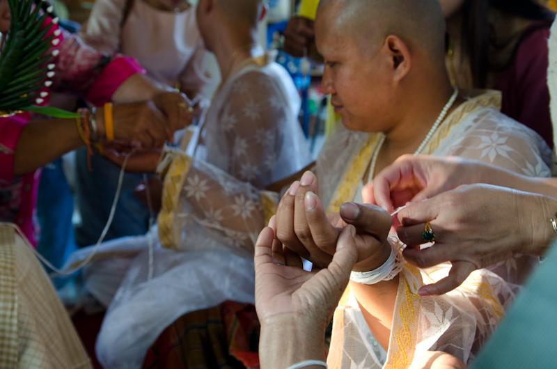 BudhistickĂĄ iniciĂĄcia - Thajsko, Ubon